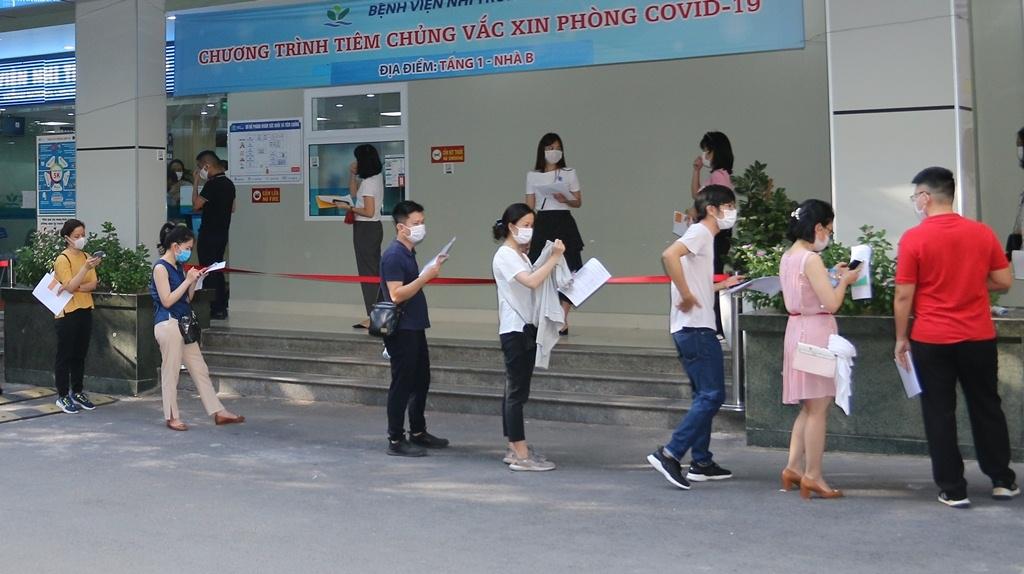 Hà Nội yêu cầu các cơ sở khám chữa bệnh phải đảm bảo phòng, chống dịch Covid-19