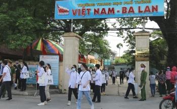 Hà Nội có 237 thí sinh dự thi tốt nghiệp THPT 2021 đợt 2