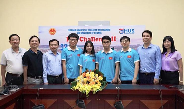 Học sinh Việt Nam giành Huy chương Vàng Olympic Sinh học quốc tế 2021