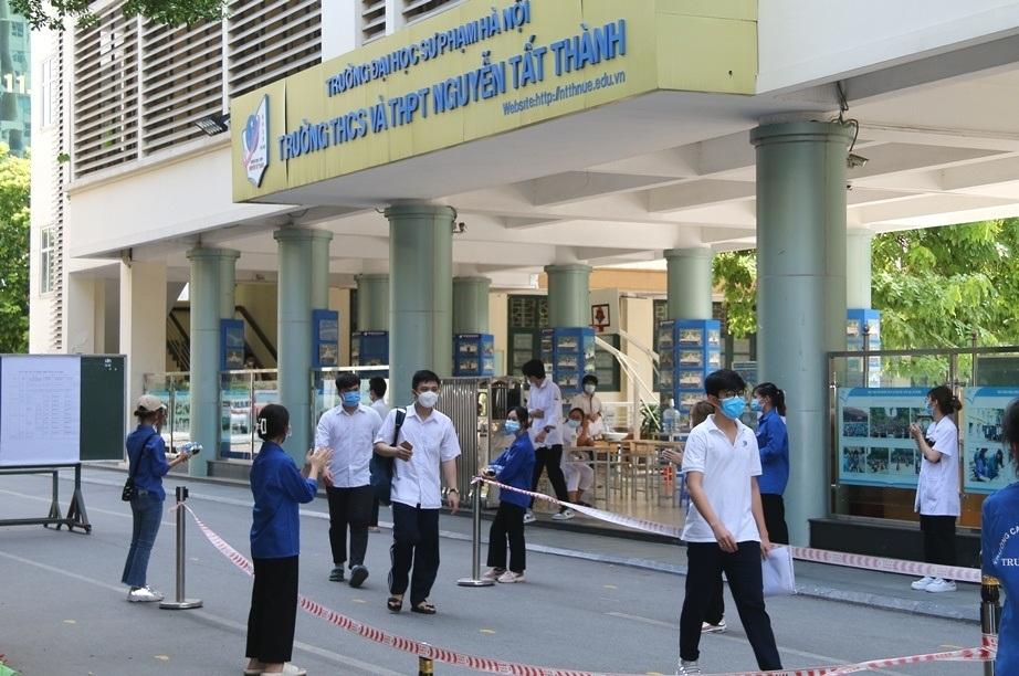 Hà Nội có số điểm 10 và điểm liệt nhiều nhất cả nước