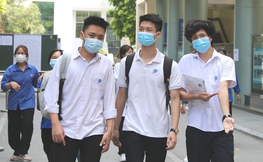 Hà Nội: Thí sinh có thể gửi đơn xin phúc khảo bài thi qua Zalo, email