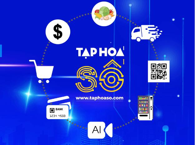 Dự án Tạp hóa số: Kết nối các cửa hàng tạp hóa thành chuỗi cung ứng