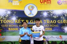 PVcomBank bế mạc giải Bank League Open 2016