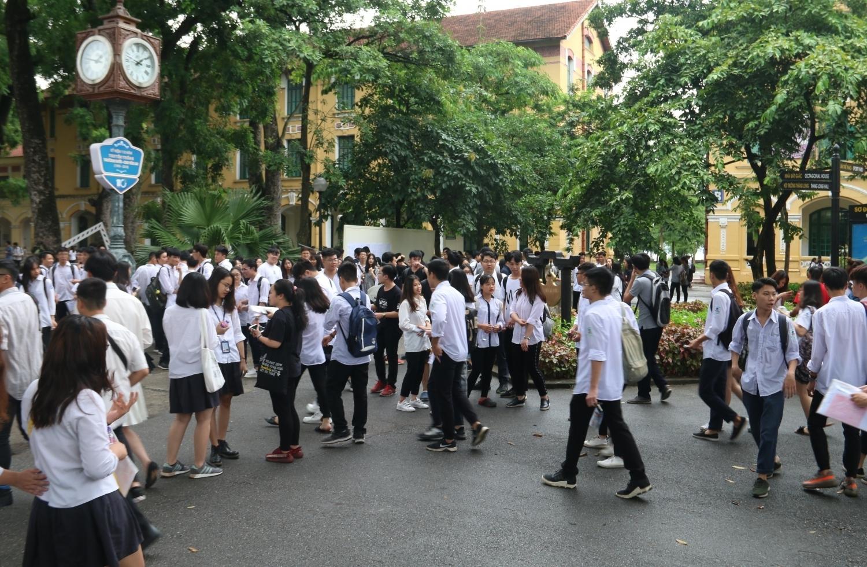 204 bai thi trac nghiem thay doi diem sau cham phuc khao