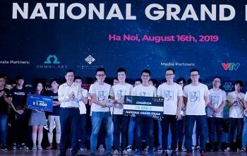 Voicebot giành giải Nhất cuộc thi lập trình ứng dụng công nghệ trí tuệ nhân tạo