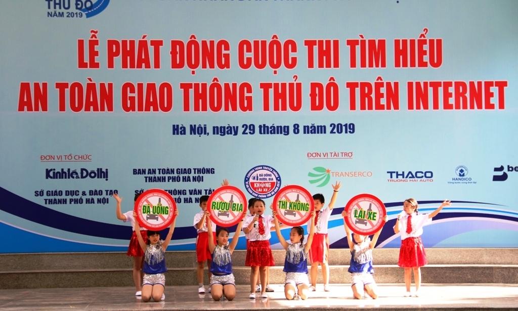 pha t do ng chuong trinh vi an toan giao thong thu do nam 2019