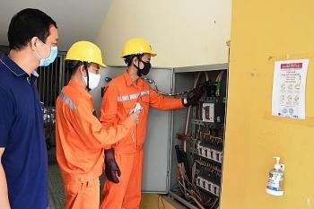 EVNHANOI đảm bảo điện kỳ thi tốt nghiệp THPT 2020