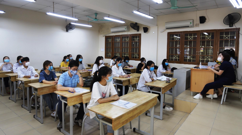 Công bố điểm thi tốt nghiệp THPT vào ngày 27/8