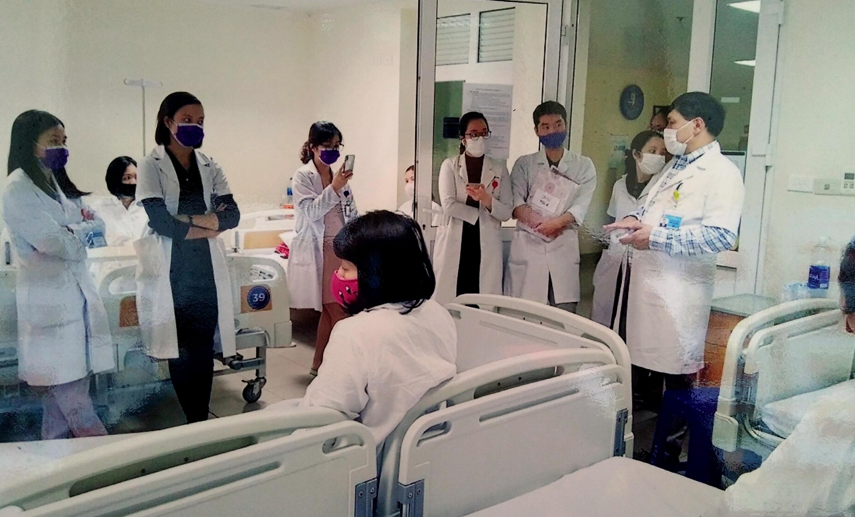 90 thí sinh đầu tiên trúng tuyển vào Đại học Y Hà Nội