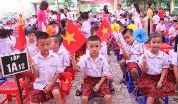 Hà Nội: Học sinh tựu trường sớm nhất ngày 1/9