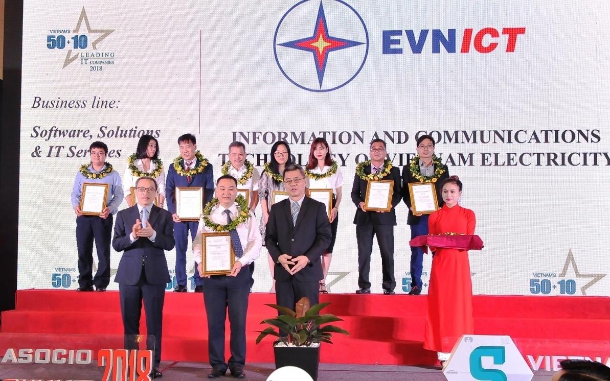 phat dong chuong trinh top 10 doanh nghiep ict viet nam 2020