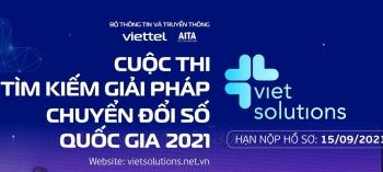 Viet Solutions 2021 gia hạn nộp hồ sơ dự thi do Covid-19