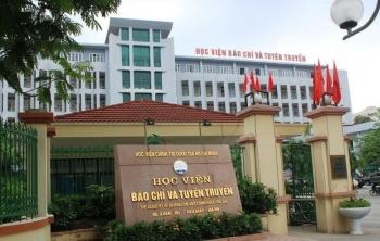 Học viện Báo chí và Tuyên truyền hủy tổ chức thi năng khiếu báo chí 2021