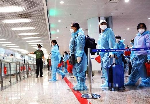 Hà Nội cho phép người nhập cảnh đủ điều kiện cách ly y tế 7 ngày
