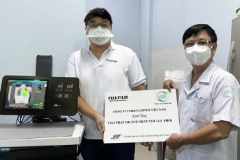 Ứng dụng trí tuệ nhân tạo phổi vào điều trị bệnh nhân Covid-19