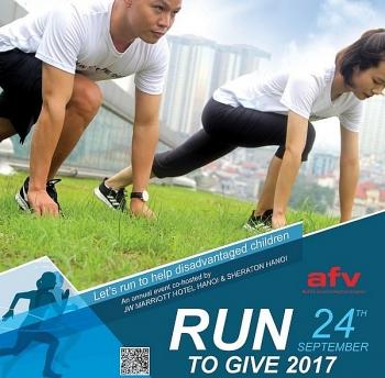 run to give 2017 gop tien xay truong cho tre em tinh cao bang