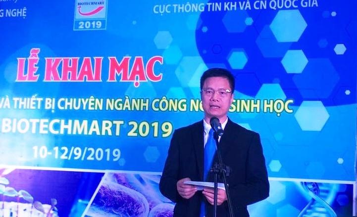 gioi thieu cac san pham cong nghe sinh hoc moi nhat tai biotechmart 2019