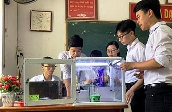 """68 dự án vào chung kết cuộc thi """"Học sinh, sinh viên với ý tưởng khởi nghiệp"""" năm 2019"""