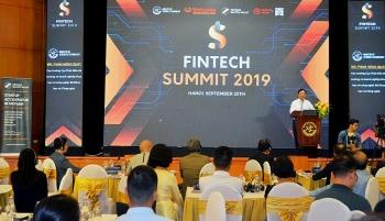 fintech summit 2019 noi ket noi dau tu cho cac startup cong nghe tai chinh