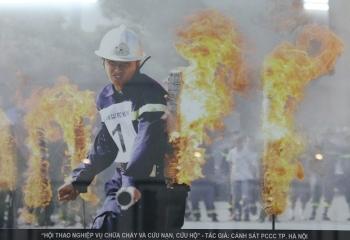 PV GAS đồng hành cùng Tháng phòng chống cháy nổ năm 2019
