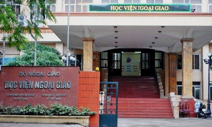 88 thí sinh đầu tiên trúng tuyển Học viện Ngoại giao