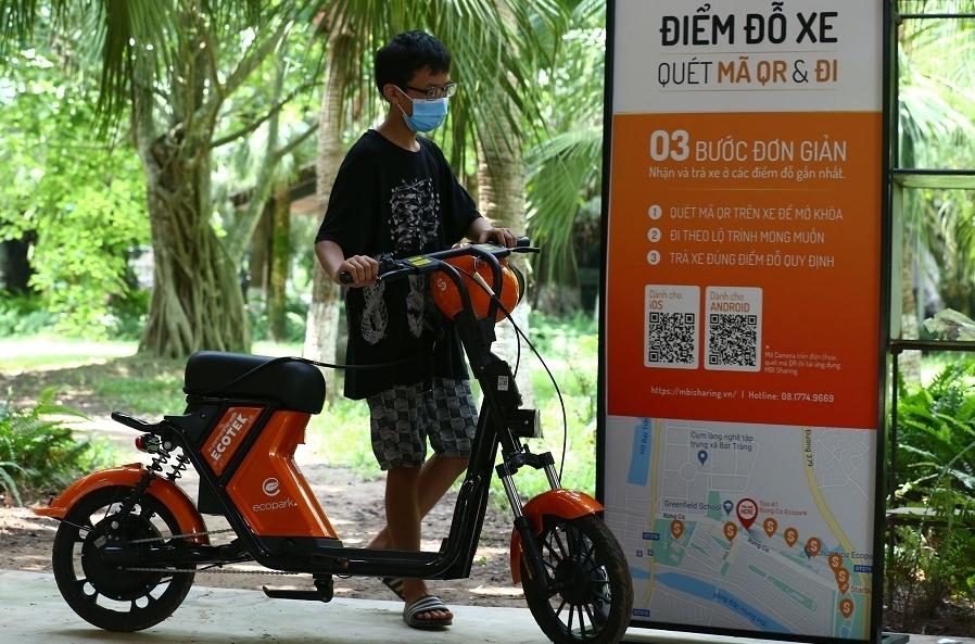 Thử nghiệm Sáng kiến giao thông điện xanh tại Hà Nội