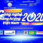 """PVN đồng hành cùng Diễn đàn """"Công nghệ và Năng lượng Việt Nam 2020"""""""