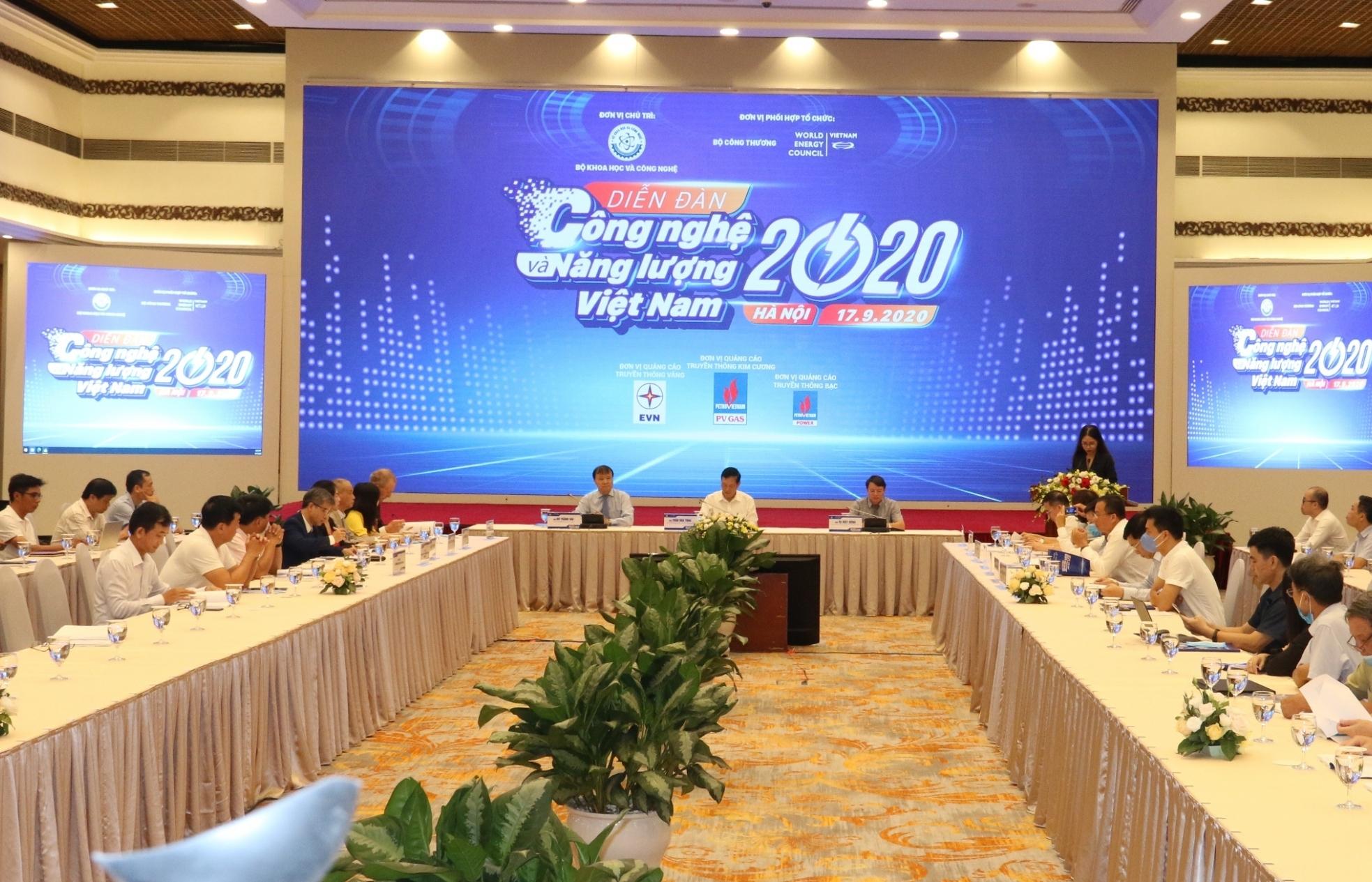Cần sự đồng bộ của hệ thống chính sách trong phát triển công nghệ và năng lượng
