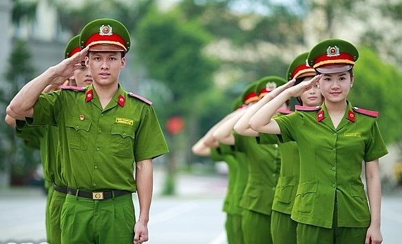 cong bo diem san cac truong khoi cong an nhan dan nam 2020