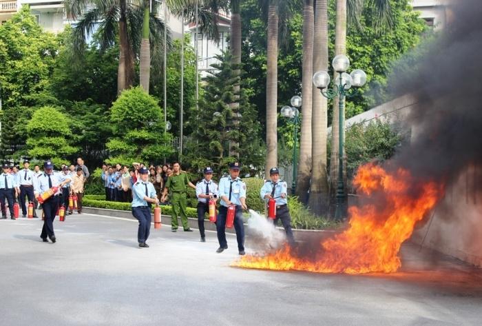 PV GAS đồng hành cùng Tháng phòng chống cháy nổ năm 2020