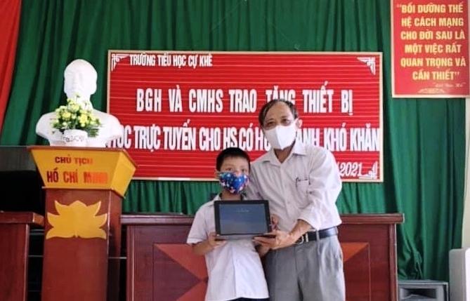 Hà Nội phát động chương trình ''Máy tính cho em''