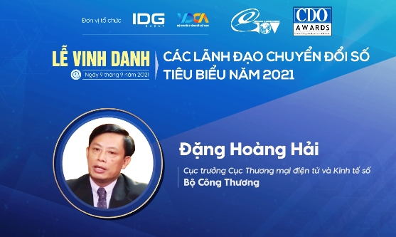 Vinh danh 18 lãnh đạo chuyển đổi số Việt Nam tiêu biểu 2021
