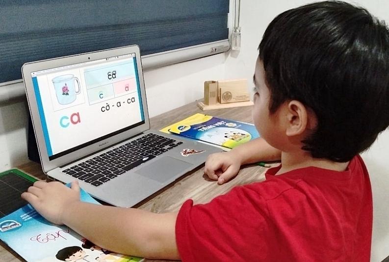 Công bố nguồn tài nguyên số hỗ trợ dạy học trực tuyến