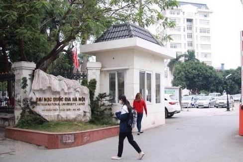 Công bố điểm chuẩn 12 trường, khoa trực thuộc ĐH Quốc gia Hà Nội năm 2021