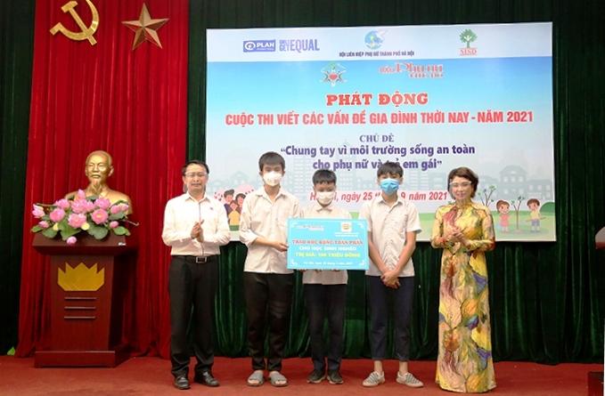 """Hà Nội: Phát động cuộc thi viết """"Các vấn đề gia đình thời nay"""""""