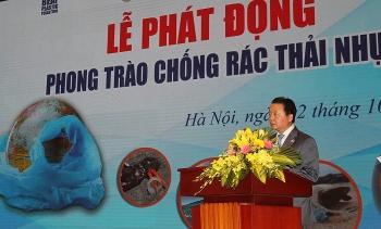 chung tay chong rac thai nhua gop phan lam cho the gioi sach hon