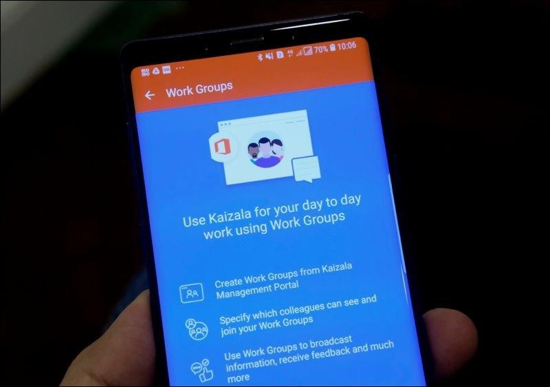 microsoft ra mat ung dung chat truc tuyen cho doanh nghiep tai viet nam
