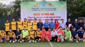 Khai mạc Giải bóng đá Cơ quan Tập đoàn 2019