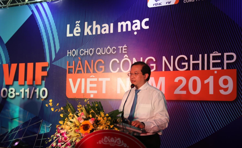 viif 2019 gioi thieu thuong hieu hang dau ve may moc va cong cu cong nghiep