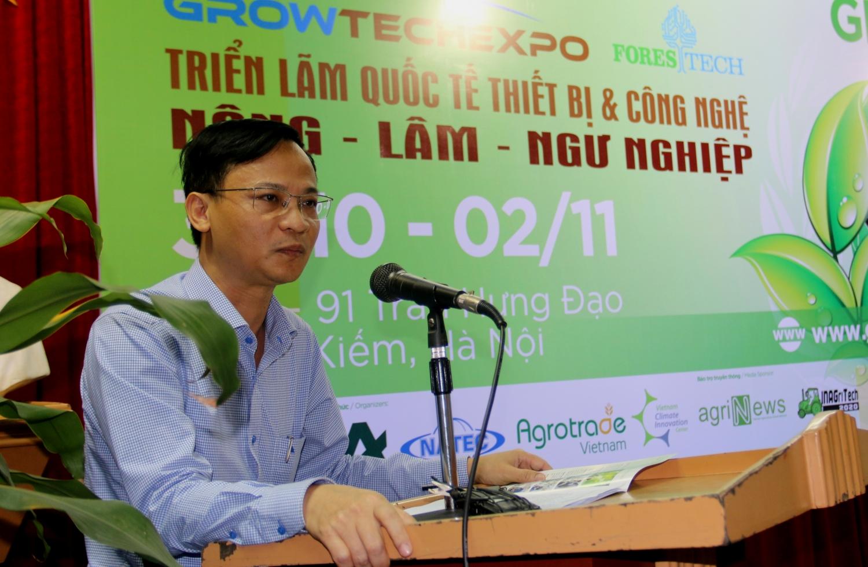 vietnam growtech 2019 su chuyen giao cong nghe nganh nong lam ngu nghiep