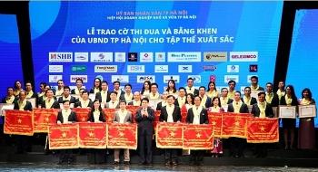 ha noi ton vinh doanh nghiep doanh nhan lam theo loi bac