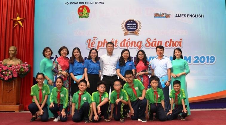 phat dong san choi tai nang anh ngu viet nam 2019