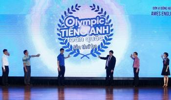 Khai mạc hội thi Olympic tiếng Anh học sinh, sinh viên toàn quốc lần III