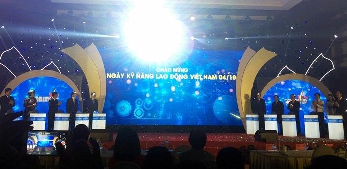 Công bố ngày 4/10 là Ngày Kỹ năng lao động Việt Nam