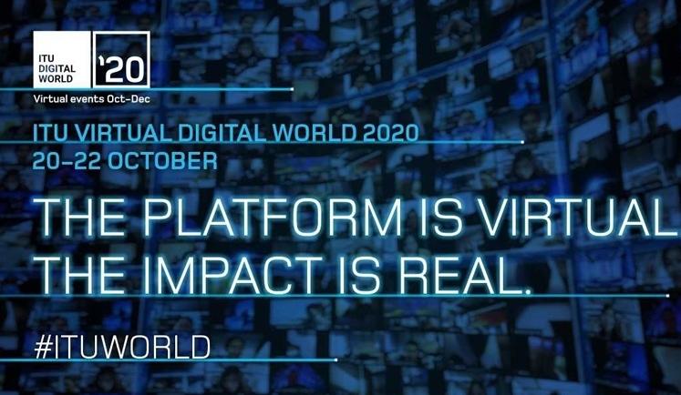 ITU Digital World 2020: Kết nối, chuyển đổi số trong kỷ nguyên 5G