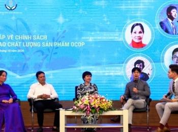 Chương trình OCOP khẳng định rõ vai trò của phụ nữ