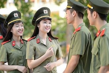 Học viện An ninh nhân dân tuyển sinh bổ sung 95 chỉ tiêu