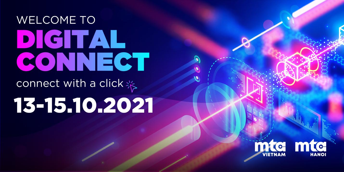 """""""DIGITAL CONNECT"""" - Triển lãm trực tuyến cho các doanh nghiệp ngành sản xuất-chế tạo"""