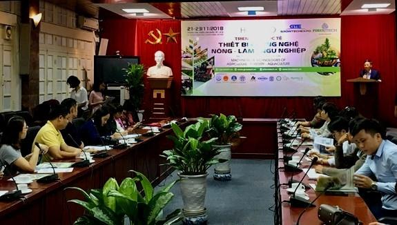 hon 150 doanh nghiep tham gia viet nam growtech 2018