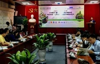 Hơn 150 doanh nghiệp tham gia Việt Nam Growtech 2018